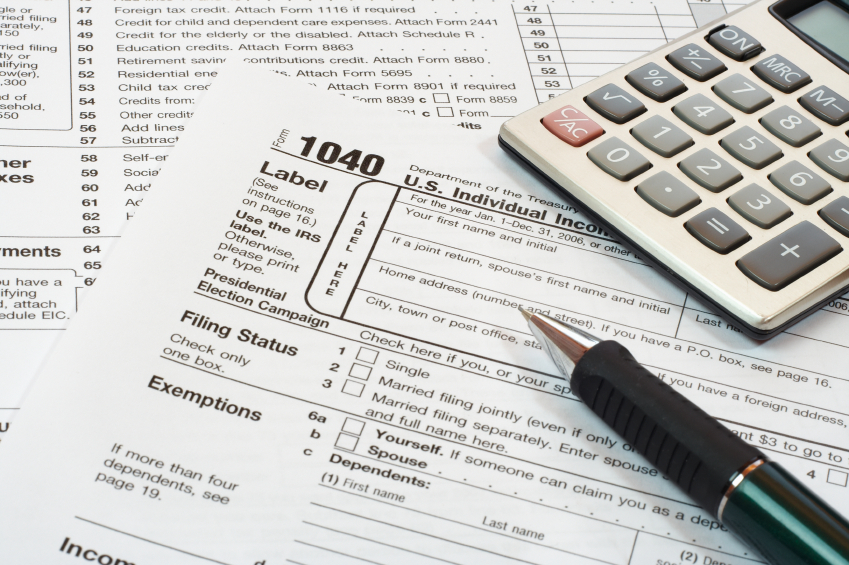 Can I Discharge Federal, State and Sales Taxes in Bankruptcy